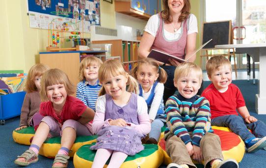 Ausgabe 10/17: Ausbau der Kinderbetreuung für das Jahr 2018 gerettet!