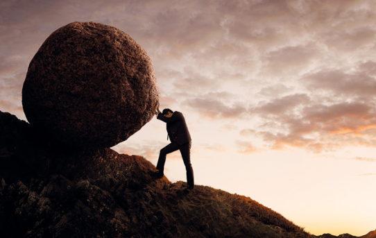 Ausgabe 01/19: Sisyphusarbeit Kommunalpolitik