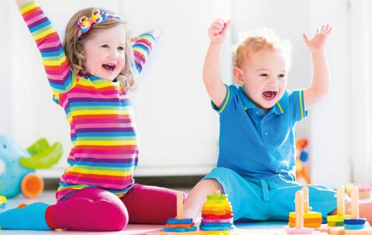 Ausgabe 04/19: Kinderbetreuung: Gut für alle!