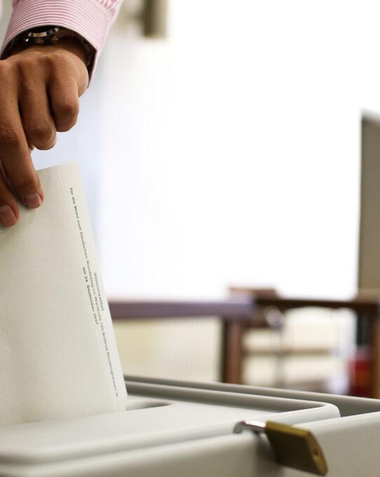 Ausgabe 06/20: Historische Wahlen